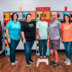 The Life Bridges Therapy Team Strikes a Pose